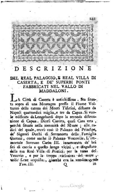 254 Descrizionevallo mddaloni