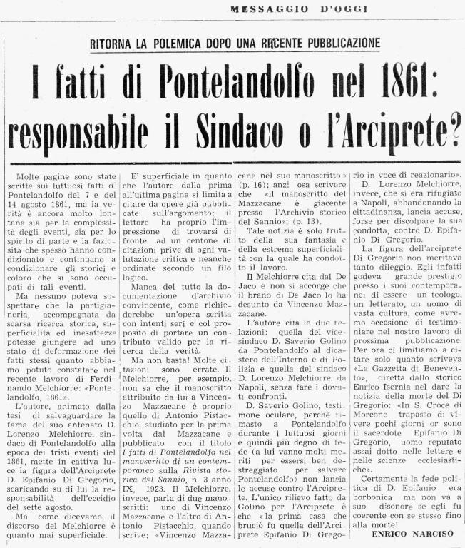 ARTICOLO 1861