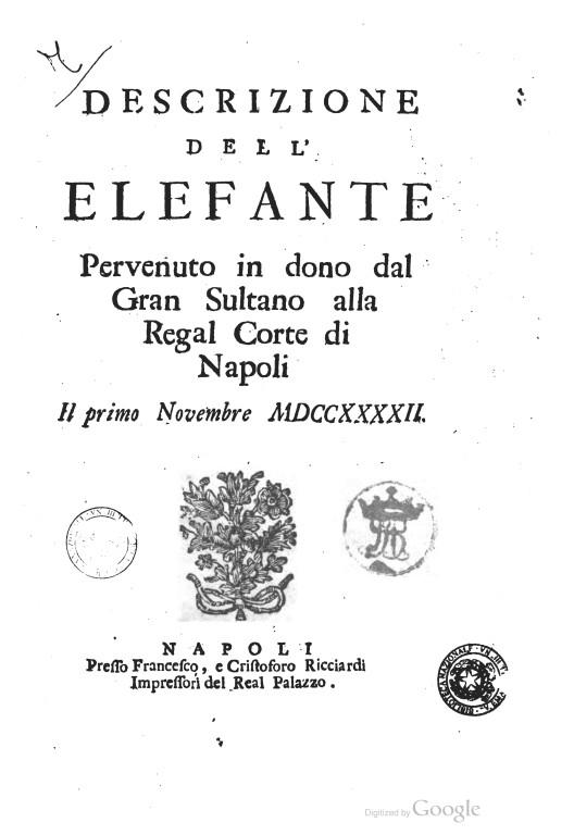 COPERTINA Descrizione_dell_elefante_pervenuto_in_d