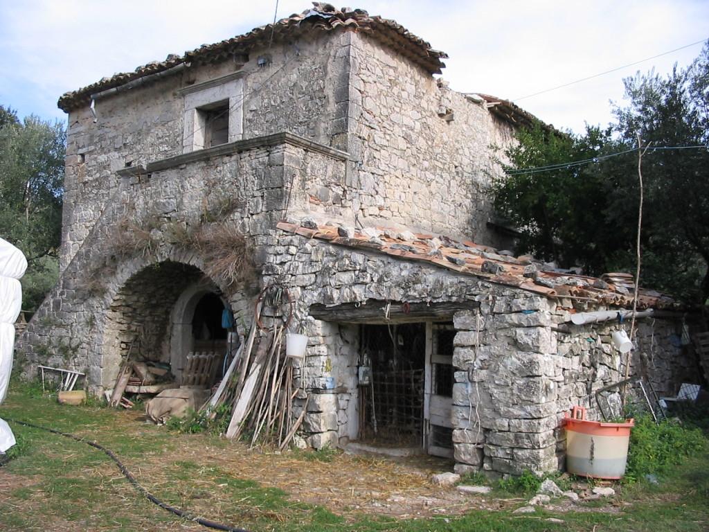 Molino Vecchio - casolare medievale