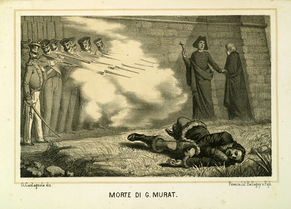 Morte di Gioacchino Murat