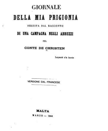 Pages from Giornale_della_mia_prigionia_seguita_dal