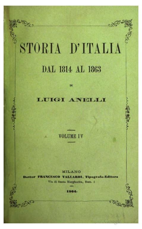 Pagine da vedi  pag 290 Storia_d_Italia_dal_1814_al_1863-2