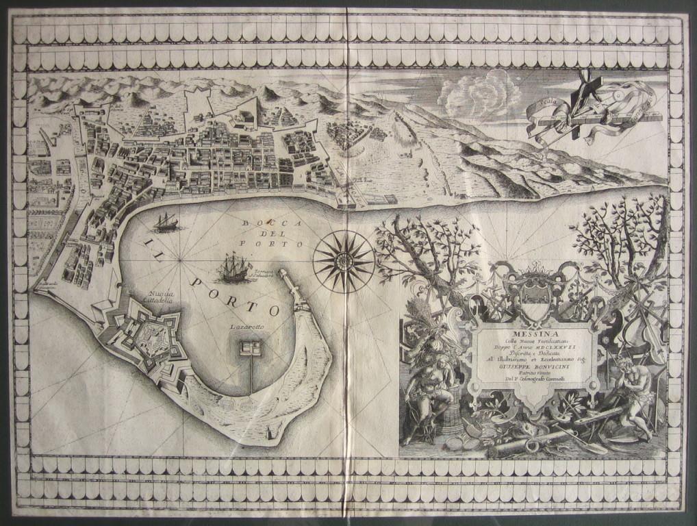 storia Messina