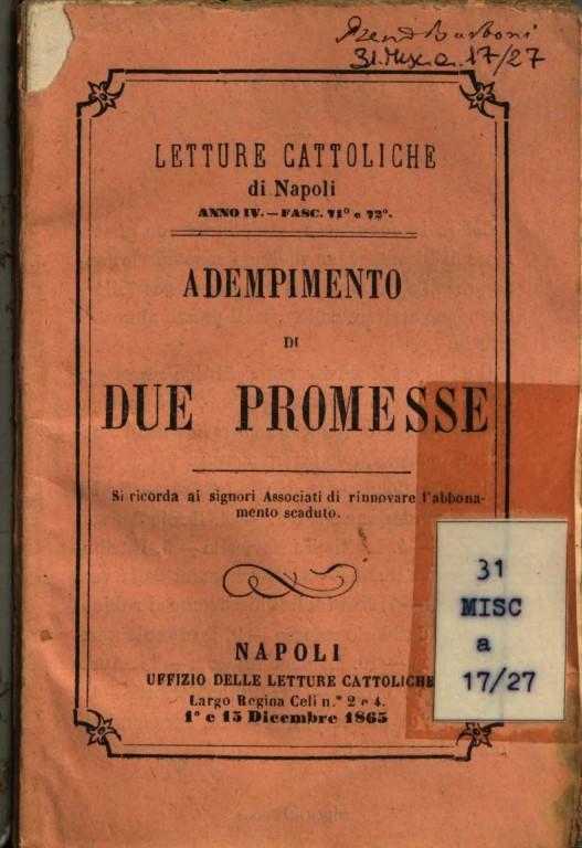 COPERTINA Adempimento_di_due_promesse