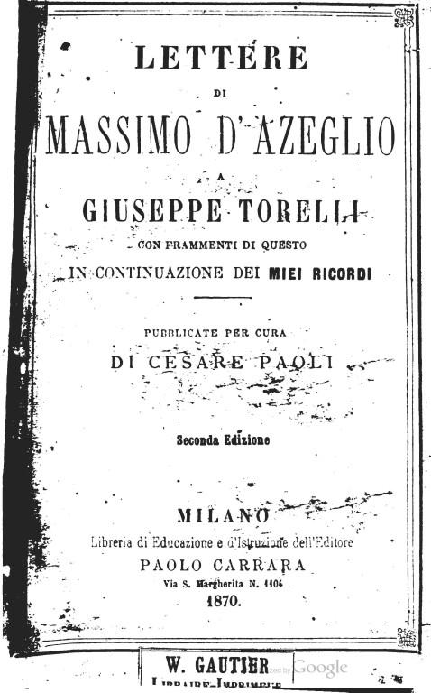 COPERTINA Lettere_di_Massimo_D_Azeglio_a_Giuseppe