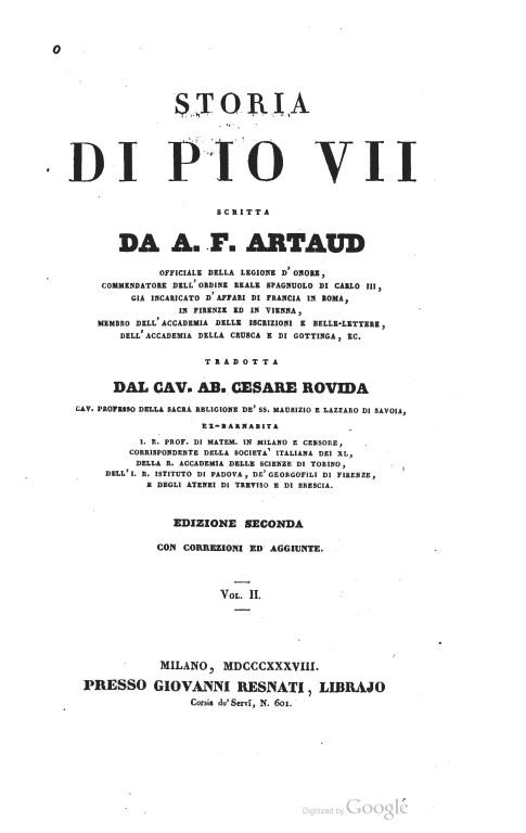 COPERTINA vol IIStoria_di_Pio_VII