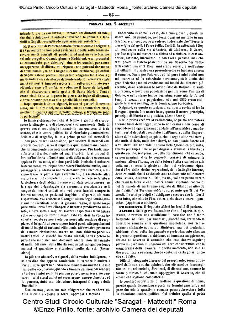 Pontelandolfo _ Casalduni _ Camera deputati _ 02_12_1861_ pag 3