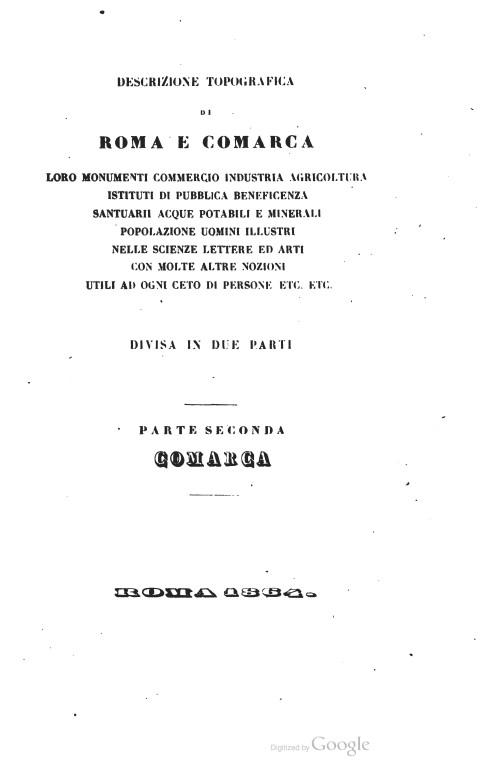 copertina parte 2 189 chiesa s giovanniDescrizione_topografica_di_Roma_e_Comarc-3