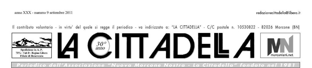 intestazione cittadella_-_settembre_2011